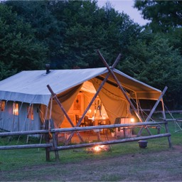 Explorer safari tent Normandie